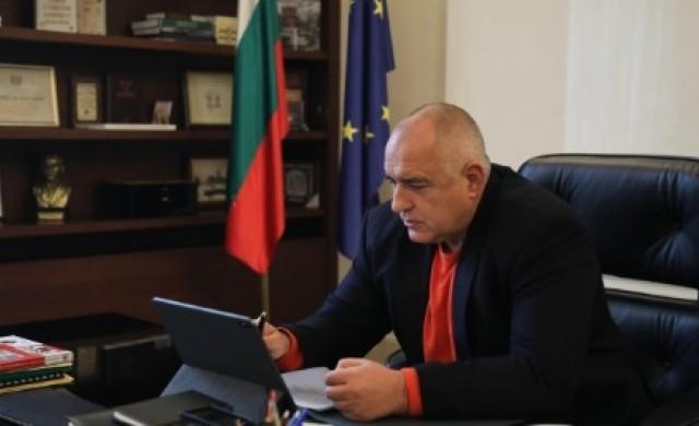 Борисов настоява за сваляне на охраната на Доган и Пеевски