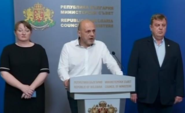Дончев: Президентът поиска цялата власт сега и безконтролно