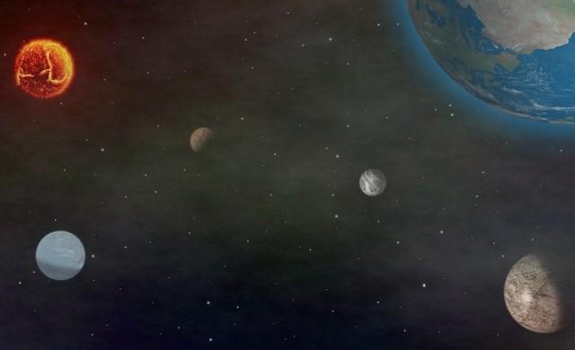 Небесно шоу: Пет планети ще са видими с просто око тази седмица