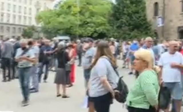 Седми ден на антиправителствени протести