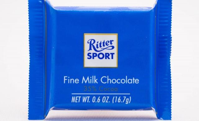 Ritter Sport спечели битката на квадратните шоколади срещу Milka
