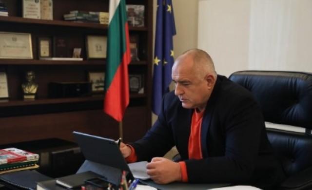 Борисов: Удължаваме извънредната обстановка с месец