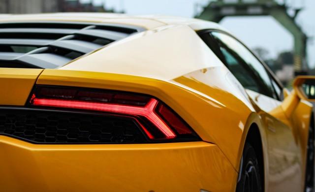 Мъж си купи Lamborghini със заем по програма за подпомагане на бизнеса