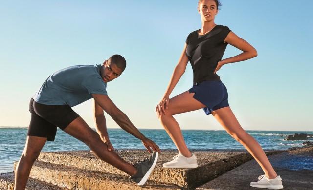 Лидл превръща рециклираната пластмаса в модерни спортни обувки
