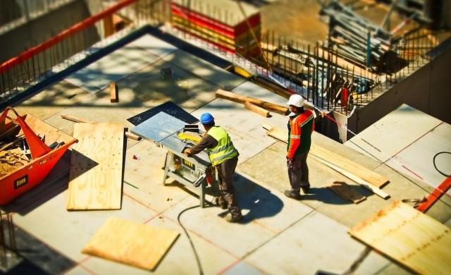 4.6% ръст на строителството през май