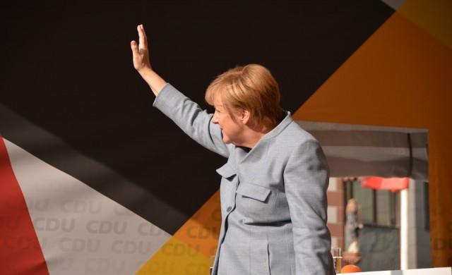 Ангела Меркел - как живее