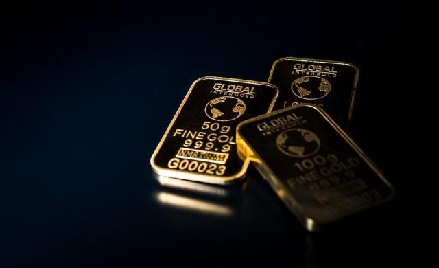 Цената на златото близо до едномесечен връх