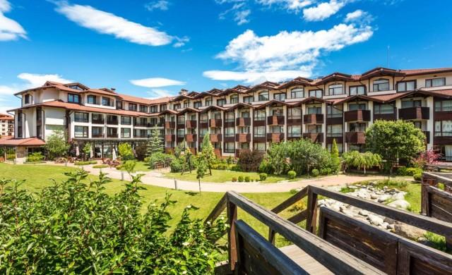 Искате ли да притежавате собствен дом в елитен хотелски комплекс в Банско?