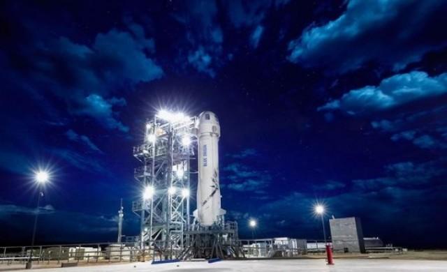 18-годишен ще лети с Джеф Безос до Космоса на 20 юли