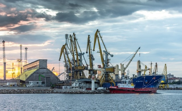 Огнище на COVID-19 на кораб, акостирал в бургаското пристанище