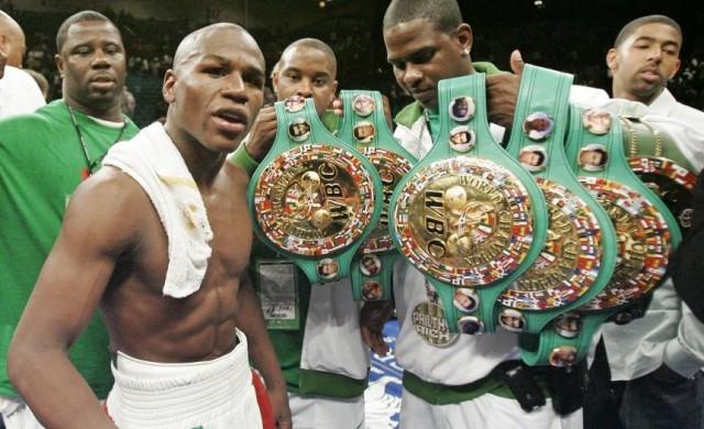 Топ 15 на най-богатите боксьори в света
