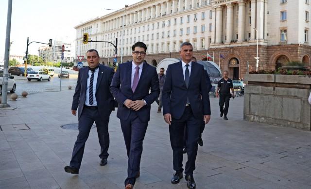Пеканов: Правилното използване на парите ще повиши потенциала на България