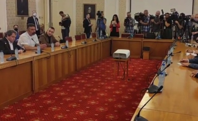Тошко Йорданов: Не сме търсили подкрепа от ДПС