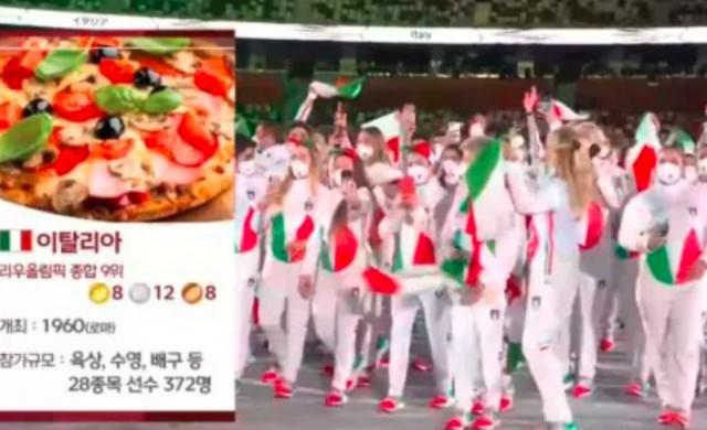 Телевизия се извини, че използвала снимка на пица, за да представи Италия