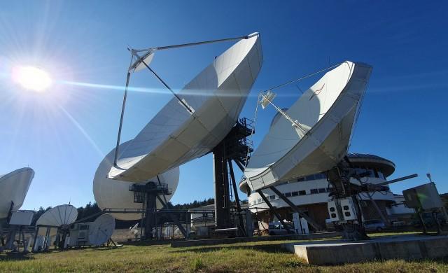 """Отличиха сателитна станция """"Плана"""" на Vivacom със сертификат Tier 4"""