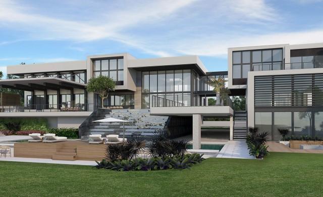Недостроено имение счупи рекорда за най-скъп имот в окръг Маями-Дейд