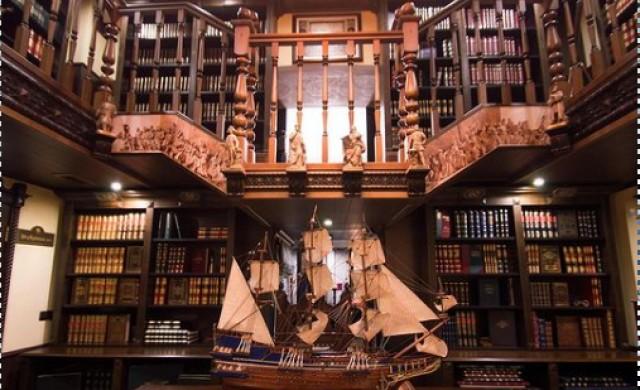 Най-скъпата библиотека в света предлага доживотен абонамент за 58 000 евро