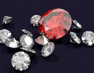 Осъдиха жена, обрала магазин за диаманти. Сменила ги с градински камъчета