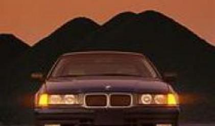 Печалбата на BMW се понижава с 4.3% за изминалото тримесечие, акциите й падат с 5%