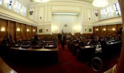 От началото на мандата си 40-то Народно събрание е приело 564 закона