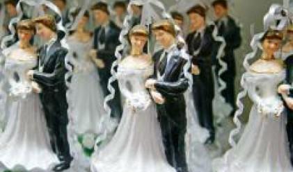 Поне 100 сватби в София на 08.08.08.