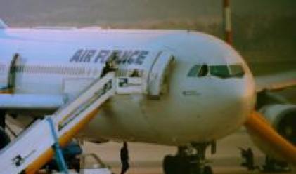 Печалбата на Аir France-KLM през първото тримесечие се е понижила с 59%