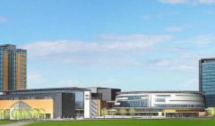 Томпсън Кол стартира управление на проекта на комплекс Гранд Плаза в Русе