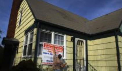 Просрочените ипотеки във Великобритания с ръст от 41% от началото на годината