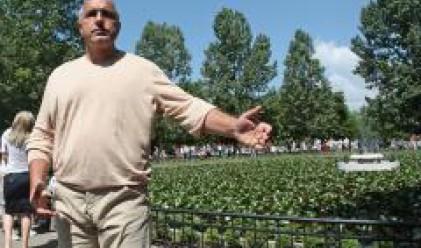 Борисов: Ремонтите в София вървят по график
