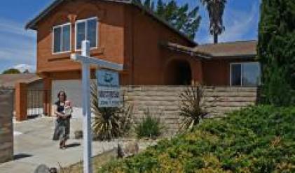 Близо една трета от жилищата в САЩ струват по-малко от ипотеките им