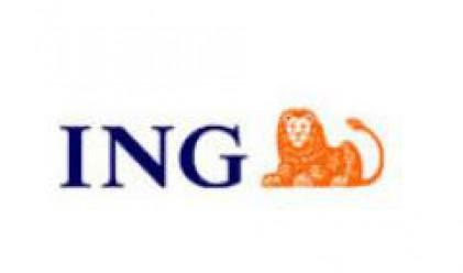 Печалбата на ING пада с 25% през второто тримесечие