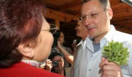 Станишев: Продължаваме с висок икономически растеж за стабилни доходи