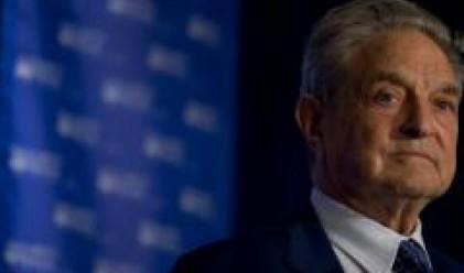 Джордж Сорос увеличава дела си в Lehman Brothers
