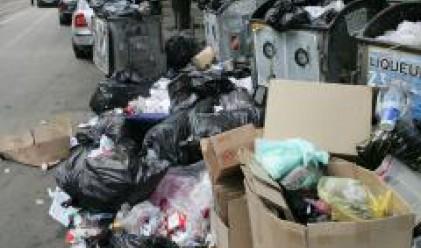 Отново се задава проблем с боклуците на София