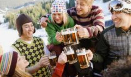 Консумацията на алкохол в Русия нараснала с 2.5%