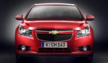 Новият Chevrolet Cruze демонстрира вълнуващ дизайн