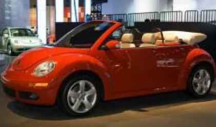 Volkswagen с рекордни продажби от началото на 2008 г.