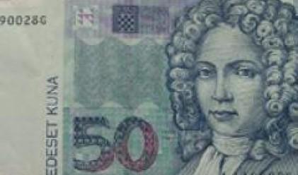 Средната нетна заплата в Хърватия през юни е била 716 евро
