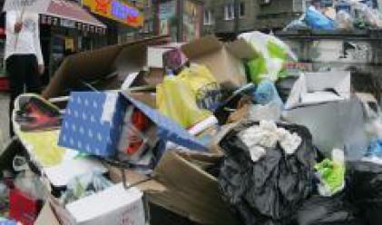 Спешно трябва да се намери място за 120 хил. т боклук