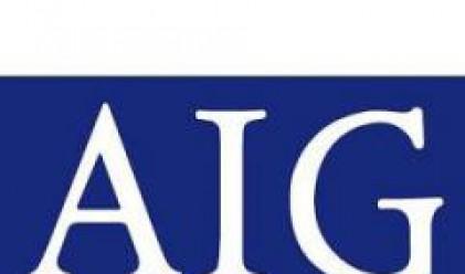 Акциите на AIG достигнаха 13 г. минимум