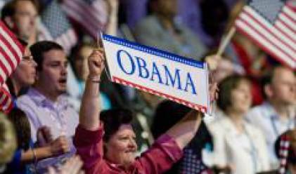 Барак Обама – първият чернокож американец, който може да влезе в Белия дом