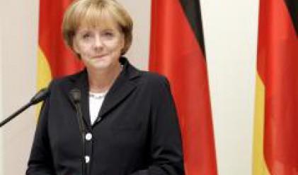 Ангела Меркел е най-влиятелната жена в света за трета поредна година