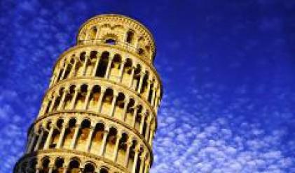 В Холандия има кула, по-наклонена от кулата в Пиза