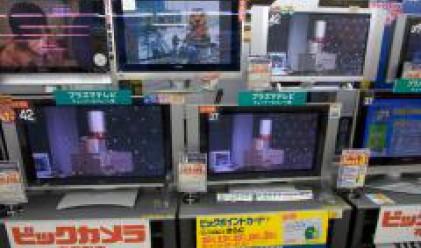 Sony представи прототип на най-тънкия телевизор