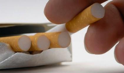 Бум на незаконната търговия с тютюневи изделия