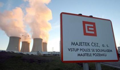 ЧЕЗ обяви търг за нови два реактора в АЕЦ Темелин