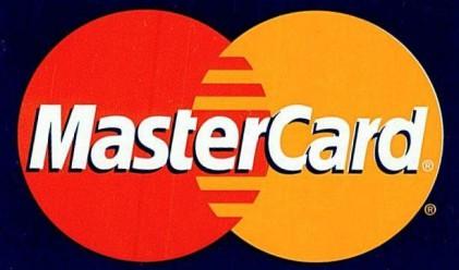 MasterCard с ръст в Европа, въпреки кризата