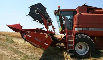 Завърши жътвата на пшеницата в Ловешка област
