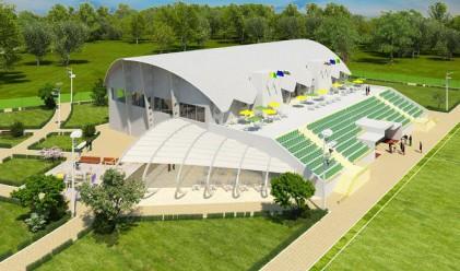 Европейският колеж строи стадион за 2 млн. лв.