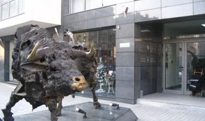 Борсата с печалба от 400 хил. лв. за полугодието